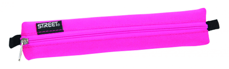 Street okrogla peresnica Tube, roza