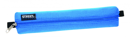 Street okrogla peresnica Tube, svetlo modra