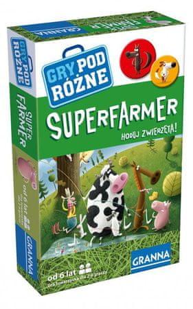 Granna Gra podróżna Superfarmer 00240
