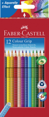 Faber Castell GRIP barvice Fc Grip, 12/1