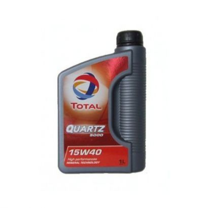 Total ulje Quartz 5000 1/1 15W40