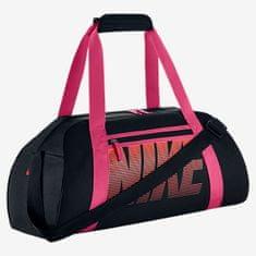 Nike Womens Gym Club Black/Vivid Pink/Bright Mango