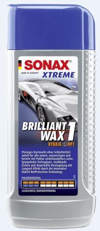 Sonax bleščeči vosek Xtreme Hibrid 1, 500 ml