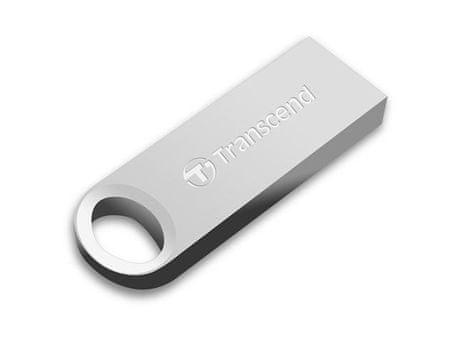 Transcend USB ključek 64 GB USB 2.0 520G, srebrn (TS64GJF520S)