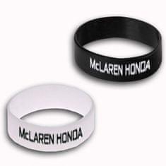 McLaren Honda 2x silikonska zapestnica (6042)