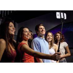 Hama selfie stick Moments 100, crni