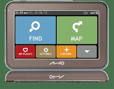 MIO navigacija Spirit 5670 Full Europe + Adria LM