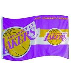 Los Angeles Lakers zastava 152x91 (2969)