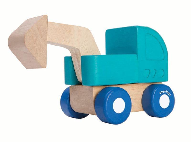 Plan Toys Mini bagr