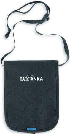 Tatonka Hang Loose Irattartó és pénztárca, Fekete