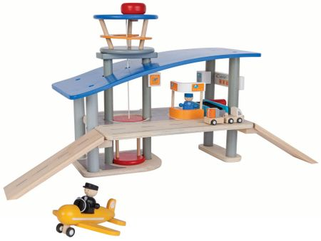 Plan Toys Letiště