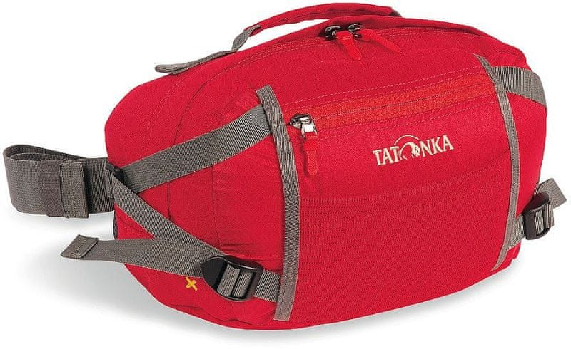Tatonka Hip Bag red