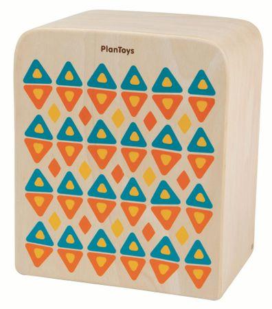 Plan Toys Rytmický bubienok cajon