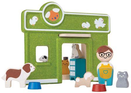 Plan Toys Veterinární klinika