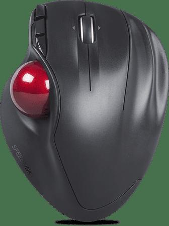 Speedlink brezžična miška Aptico, črna