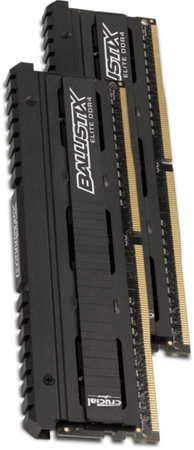 Crucial ram pomnilnik Ballistix Elite 3000 CL15 8GB DDR4 Kit (2 x 4GB)