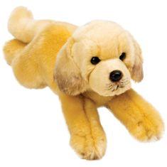 Suki plišasti pes Yello labrador - Rumeni labradorec, 30 cm