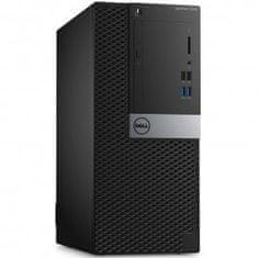 DELL namizni računalnik OptiPlex 3040 MT i3-6100/4GB/500GB/Win10Pro