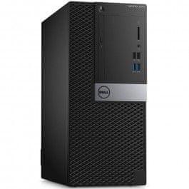 DELL namizni računalnik OptiPlex 3040 MT i5-6500/4GB/500GB/Win10Pro