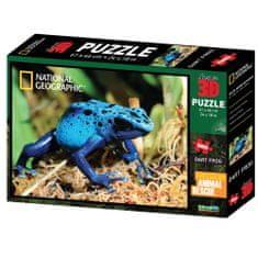 National Geographic sestavljanka 3D - Žaba podrevnica, 500 kosov, 61 x 46 cm