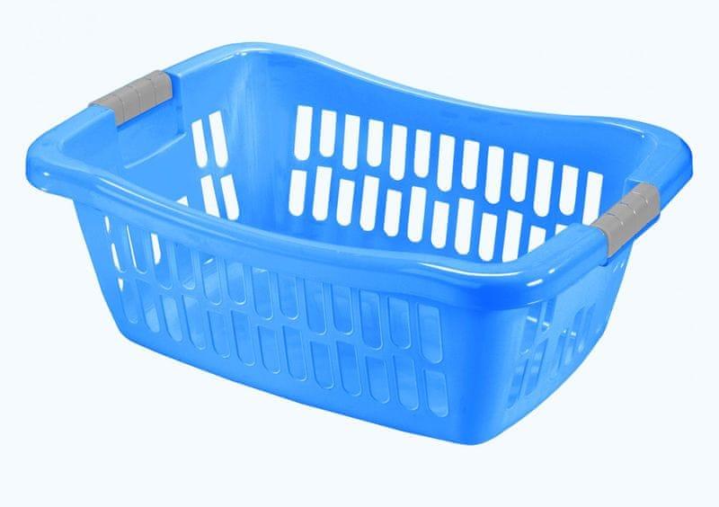 Heidrun Koš na prádlo 64x44 cm modrý