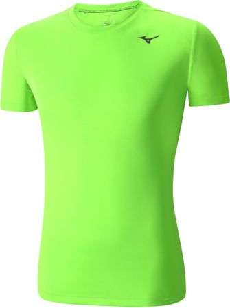 Mizuno Core Tee GreenGecko XL
