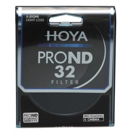 Hoya filter PRO ND 32x, 77 mm