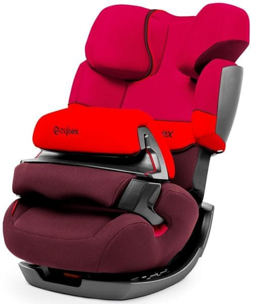 Cybex Pallas, Rumba Red
