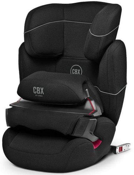 Cybex Aura-Fix CBXC 2017, Pure Black