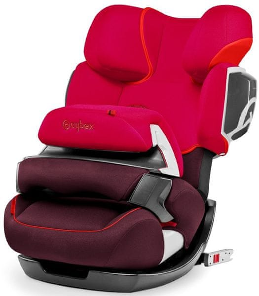 Cybex Pallas 2-FIX 2016, Strawberry