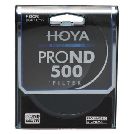 Hoya filter PRO ND 500x, 67 mm