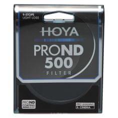 Hoya filter PRO ND 500x, 77 mm