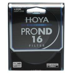 Hoya filter PRO ND 16x, 67 mm