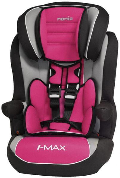 Nania I-Max SP Luxe Agora, Framboise