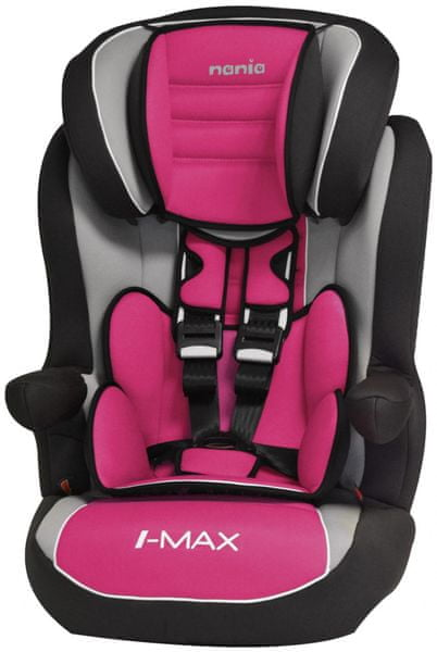 Nania I-Max Isofix Luxe Agora, Framboise