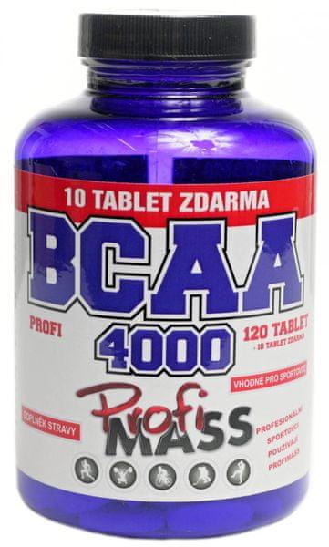 ProfiMass Profi BCAA 4000 130 tablet