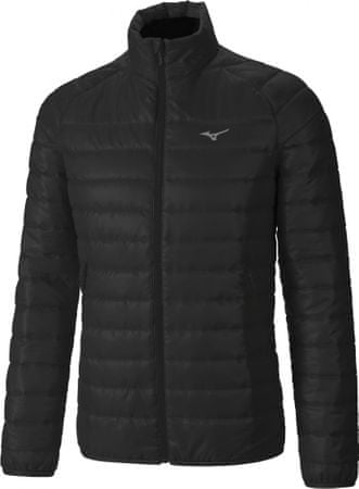 Mizuno kurtka zimowa Breath Thermo Padded Jacket Black/Black S