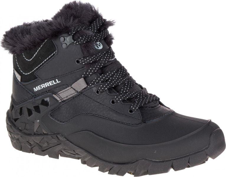 Merrell Aurora 6 Ice Waterproof Black 5 (38) - II. jakost