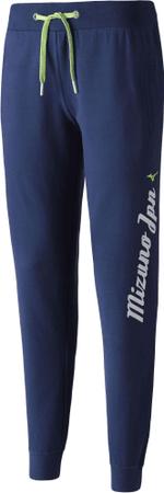 Mizuno spodnie dresowe Heritage Pants Navy S