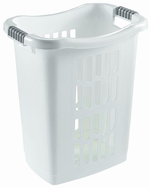 Heidrun Koš na špinavé prádlo 60 l bílý