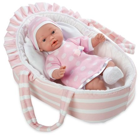 Arias Lalka niemowlę pachnące z miękkim ciałkiem