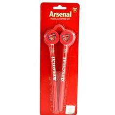 Arsenal 2x svinčnik z radirko (4199)