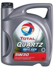 Total motorno olje Quartz Ineo ECS 5W-30 5L DPF