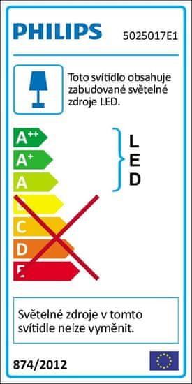 Philips Lampa LED Decagon 50250/17/E1