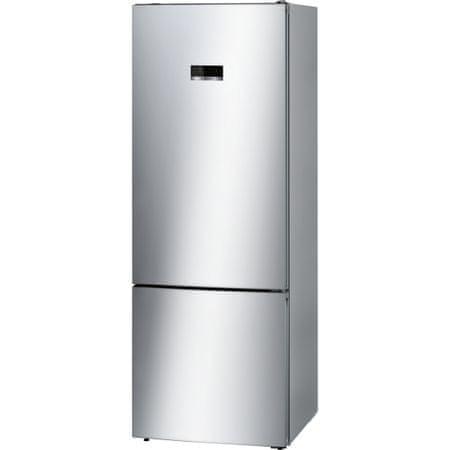 Bosch prstostoječi kombinirani hladilnik KGN56XL30