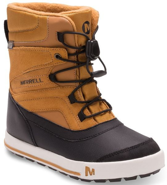 Merrell Snow Bank 2.0 Waterproof Wheat/Black C11 (30)
