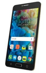Alcatel 5095K POP 4S, 5.5, Metal Gold