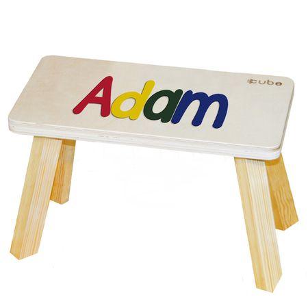 CUBS Stolička viacfarebná Adam