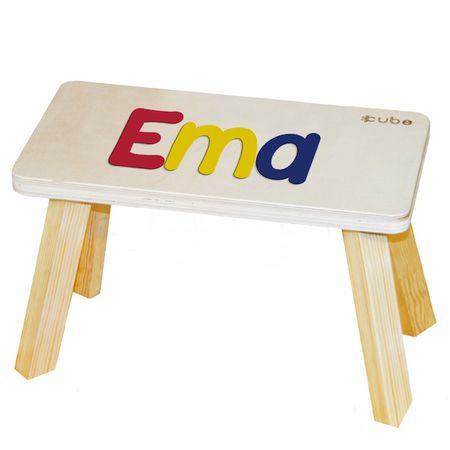 CUBS Stolička viacfarebná Ema