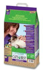 JRS żwirek dla kota Cat's Best Nature Gold - 10l